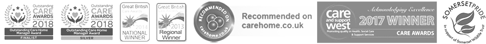 ARBD Care Homes Accreditations